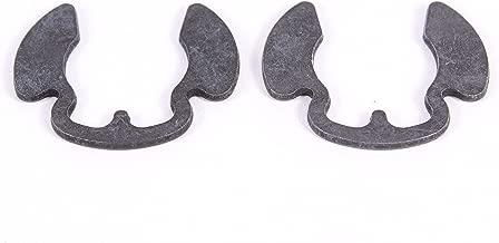 2 Pack Genuine Husqvarna 812000029 Ring Clip Fits Craftsman Poulan 12000029