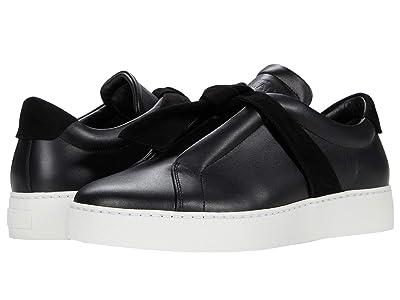 Alexandre Birman Clarita Sneaker (Black Nappa/Suede) Women