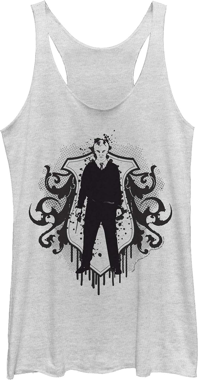 Fifth Sun Juniors Harry Potter Draco Malfoy Splatter Print T-Shirt