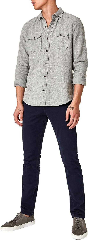 Mavi Men's Johnny Regular Rise Slim Leg Chino Pants