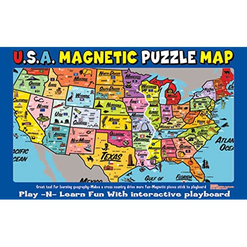 United States Maps Puzzles Games Amazoncom - Interactive-us-map-puzzle