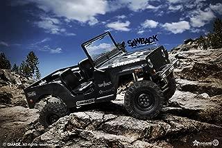 Gmade 52000 Sawback Crawler Kit (Scale 1/10)