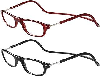 154f983418 TBOC Pack: Gafas de Lectura Presbicia Vista Cansada – (Dos Unidades)  Graduadas +