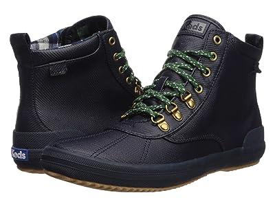 Keds Scout Boot II Matte Twill WX (Navy) Women