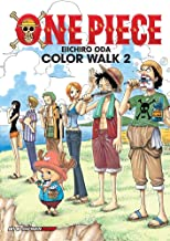 One Piece Color Walk Art Book, Vol. 2