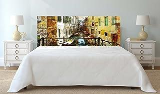 Cabecero Cama Pegasus Venecia 150x60cm | Disponible en Varias Medidas | Cabecero Ligero, Elegante, Resistente y Económico