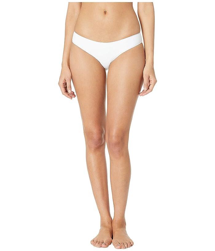 Rip Curl Classic Surf Hipster Bikini Bottom (White) Women