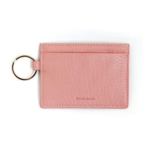 0a87eb1a2 Leather River Slim Card Wallet Useful Credit Card Key Ring Wallets Small  Purse