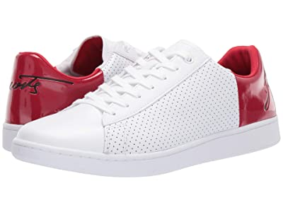 Lacoste Carnaby Evo 319 3 U (White/Red) Men