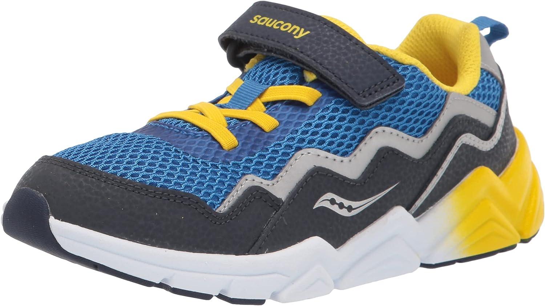 Saucony 5 ☆ very popular Gorgeous Unisex-Child Flash Alternative Closure Running Shoe 2.0