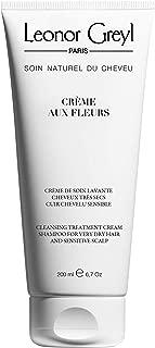 Leonor Greyl Paris Créme Aux Fleurs - Shampoo for Dry, Color-treated Hair and Sensitive Scalp, 7 oz.