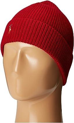 Polo Ralph Lauren - Signature Merino Cuff Hat