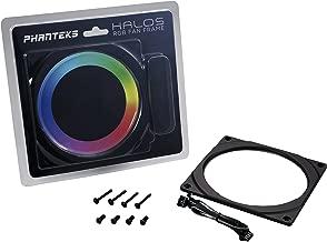 Phanteks PH-FF140RGBP_BK01 Halos RGB Fan Frame High density LEDs RGB 140mm fan mounting