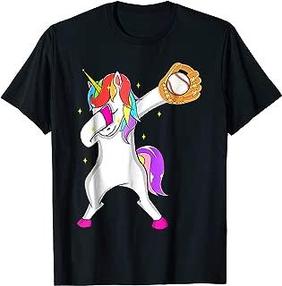 unicorn baseball shirt