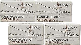 Wild Ideas Hand-Made Citronella, 100gx4