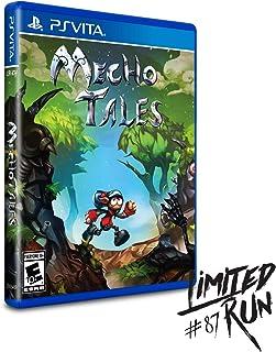 Mecho Tales Limited Run PS Vita