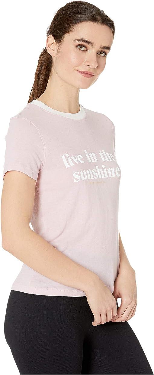 Sunshine - Rose Quartz