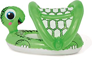 Bestway 34093 UV Careful Baby Turtle-Shaped Inflatable Float