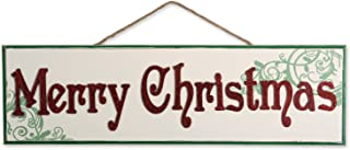 Large Outdoor Merry Christmas Signs
