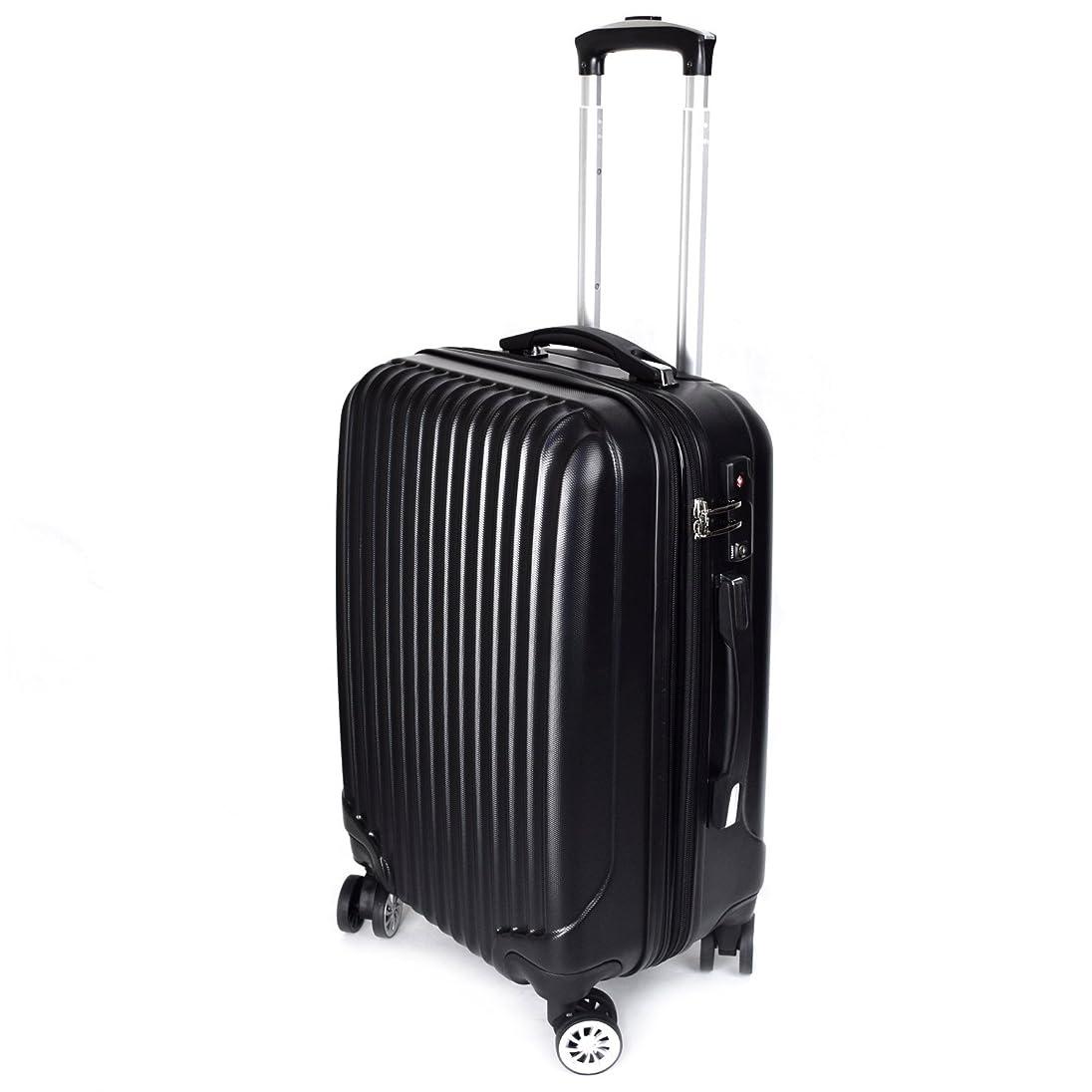 予感抑制する防止【神戸リベラル】 LIBERAL 軽量 拡張ファスナー付き S,M,L スーツケース キャリーバッグ キャリーケース 8輪キャスター TSAロック付き