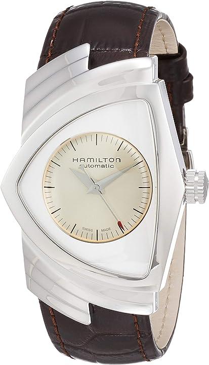 Orologio automatico da uomo hamilton ventura h24515521