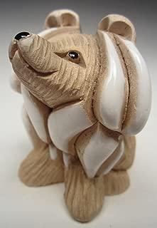 Artesania Rinconada 1995 Collie Pup Dog Figurine #206