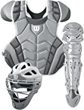 Wilson C1K Catcher's Gear Kit