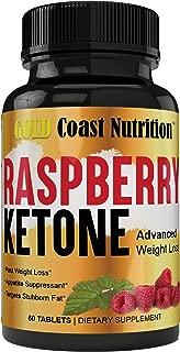 Maximum Purity Weight Loss Pills Raspberry Ketones All Natural Fat Burner Targets Stubborn Fat Cells, 3X Times The Effectiveness