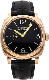 Panerai Radiomir 1940 Mechanical (Hand-Winding) Black Dial Mens Watch PAM 575 (Certified Pre-Owned)