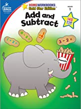 Add and Subtract, Grade 1 (Home Workbooks)