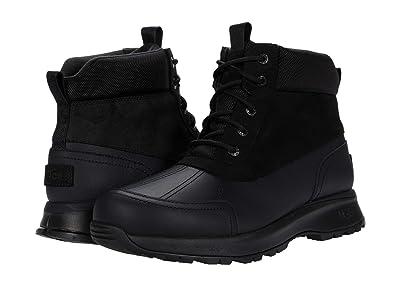 UGG Emmett Duck Boot (Black) Men