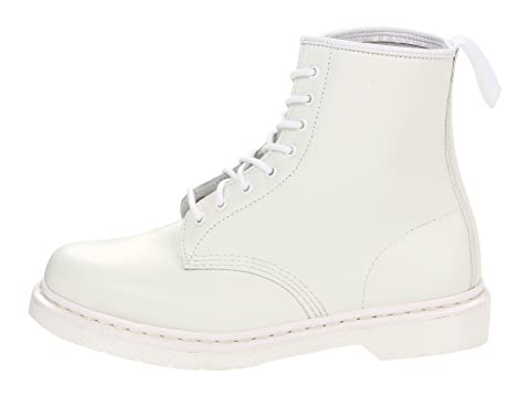 8 Black Tie 1460 Dr Smooth Boot Martens SmoothWhite qw74Enp6H