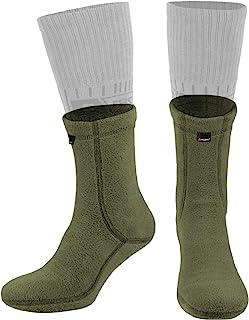 281Z Military Warm Liners Boot Socks - Outdoor Tactical Hiking Sport - Polartec Fleece Winter Socks