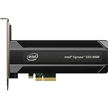 Intel Optane SSD 900P Series (280GB, AIC PCIe x4, 3D XPoint)