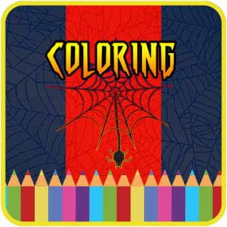Spidy Coloring free