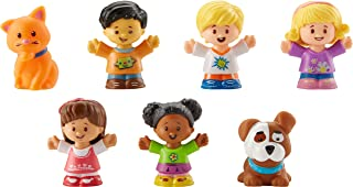 Juego Fisher-Price Little People, amigos y mascotas