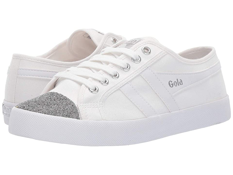Gola Coaster Swarovski (White) Women