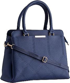 Legal Bribe - LB1072 Women's Shoulder Bag (Blue)