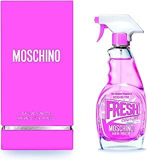 Moschino Fresh Couture Rose Agua de Colonia Para Mujeres 100 mililitros