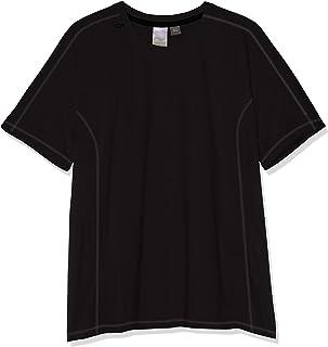 Regatta Activewear Mens Beijing Short Sleeve T-Shirt (S) (Black/Black)