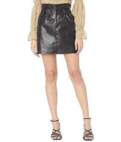 Blank NYC High-Rise Skirt with Elastic Waistband