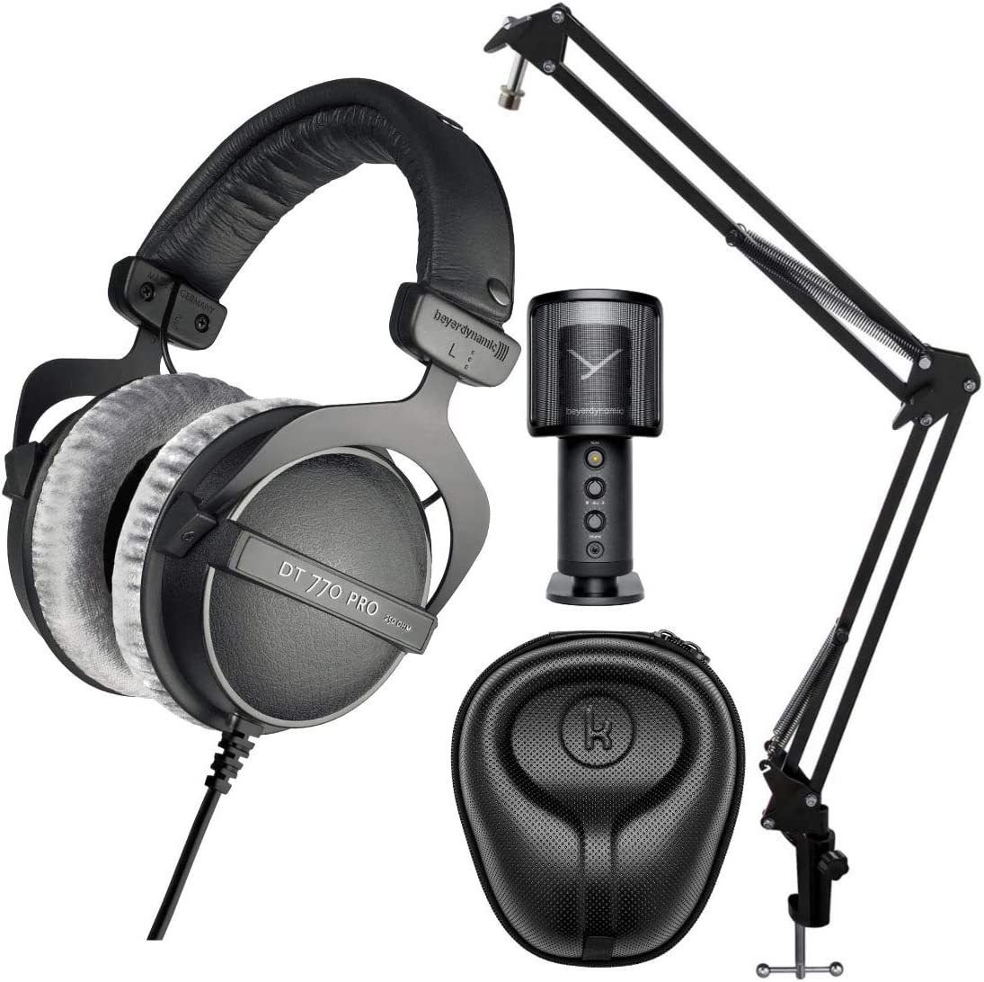 Beyerdynamic DT-770 Pro New Shipping Free Acoustically Max 59% OFF Open w Ohms Headphones 80