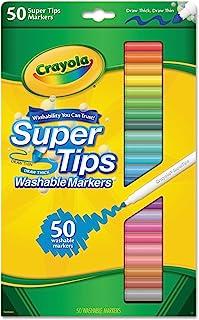 قلم تحديد الخطوط الدقيقة CYO585050 - كرايولا بأطراف فائقة قابلة للغسل