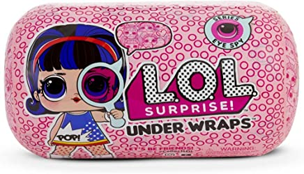 L.O.L. Surprise! Under Wraps, Modelli assortiti, 1 pezzo