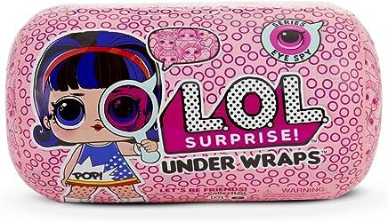 Lol Under Wraps 15 Sürprizli Bebekler