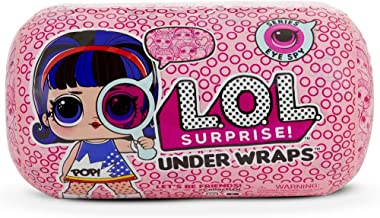 L.O.L. Surprise - Under Wraps, Modelli assortiti, 1 pezzo