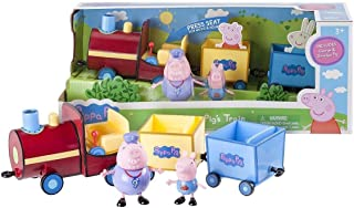 Best grandpa pig train and track Reviews