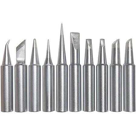 Soldering Iron Tips Solder Tip 900M-T For 936 907 898D 936d Soldering Station/_za