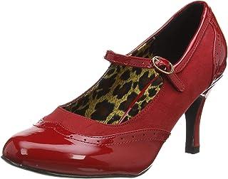 Joe Browns Women's Louisiana Patent Shoes Mary Jane Flat
