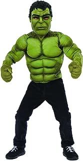 Imagine by Rubie's Boys Child's Hulk Dress-up Set Costume, As Shown, Small